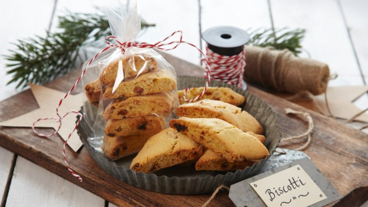Grove biscotti