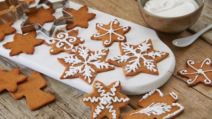 Tips til sunne julekaker