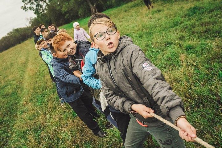 Så aktive bør barn væredaglig