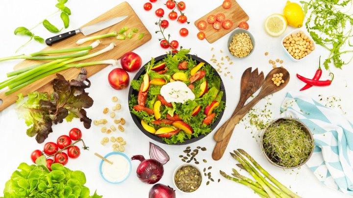 Fem enkle grep som gjør kostholdet dittsunnere